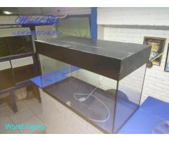 аквариум 108л с крышкой