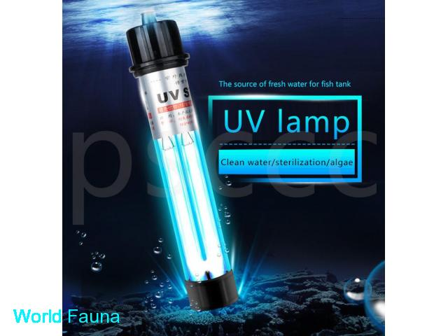 УФ лампа-стерилизатор 5 Вт.