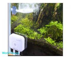 Ионизатор для аквариума против бактерий и водорослей.