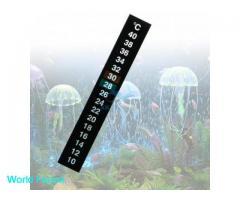 Термонаклейка, термометр, градусник для аквариума.